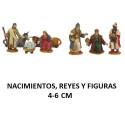 Figuras 3-4-6cm