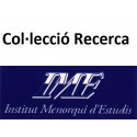 Colección Investigación/ Col·lecció Recerca