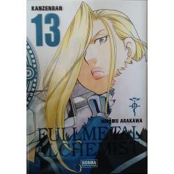 Fullmetal Alchemist Kanzenban Castellano. Tomo 11 a 18