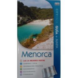 Menorca CityPack (Guía + Mapa)