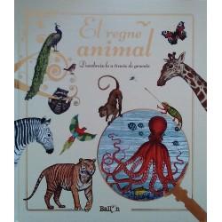 El regne animal: Descobreix-lo a través de gravats