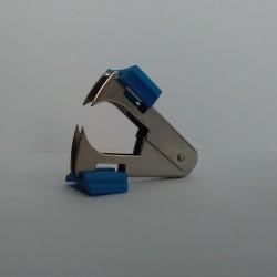 Desengrapadora azul