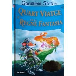 Quart viatge al Regne de la Fantasia (El Regne de la Fantasia 4)