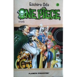 One Piece Castellano. Tomo 21 a 30