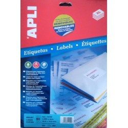 Etiquetas Apli Ref. 10199