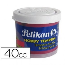 Tempera Pelikan 40ml magenta