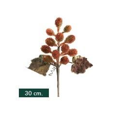 Pick Racimo Rojo 30cm