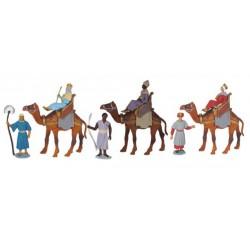 Reyes con Camellos 7cm