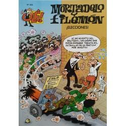 Mortadelo y Filemón nº203. ¡Elecciones!