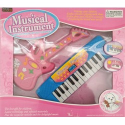 Musical Instrument (Guitarra y Teclado)