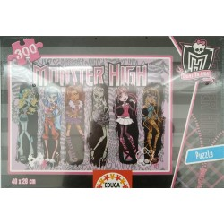 Puzzle Monster High 300 piezas