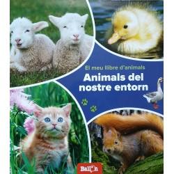 Animals del nostre entorn (El meu llibre d'animals)