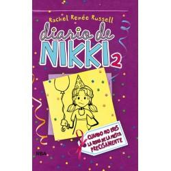 Diario de Nikki 2. Cuando no eres precisamente la reina de la fiesta