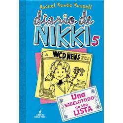 Diario de Nikki 5. Una sabelotodo no tal lista