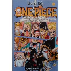 One Piece Castellano. Tomo 71 a 80