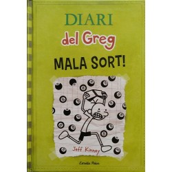Diari del Greg 8. Mala sort