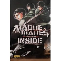 Ataque a los Titanes. Inside