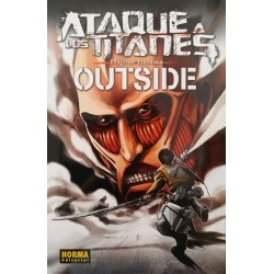 Ataque a los Titanes. Outside