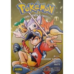 Pokémon 5. Oro, plata y cristal 1