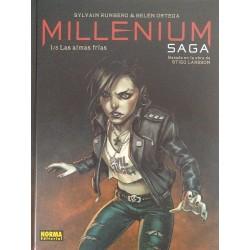 Millenium 1. Las almas frías