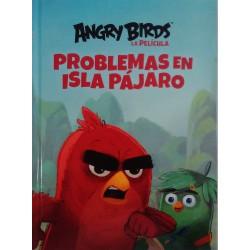 Angry Birds la pelíclua. Problemas en Isla Pájaro