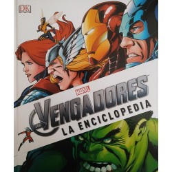 Los Vengadores. La enciclopedia
