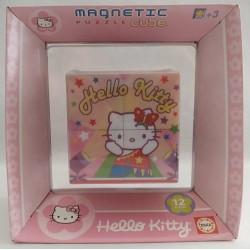 Cubo magnético Hello Kitty