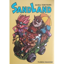 SandLand Castellano