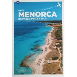Guía Camí de Cavalls. 20 itinerarios para descubrir Menorca