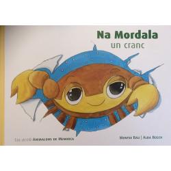 Na Mordala, un cranc (Animalons de Menorca nº4)
