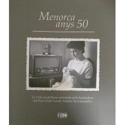 Menorca anys 50