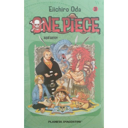 One Piece Castellano. Tomo 31 a 40