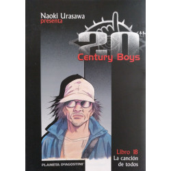 20th Century Boys Castellano. Tomo 11 a 20