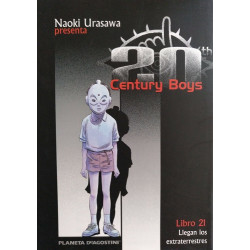 20th Century Boys Castellano. Tomo 21 a 22