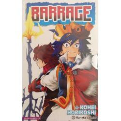 Barrage. Tomo 1+2