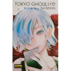 Tokyo Ghoul:re Castellano. Tomo 1 a 10