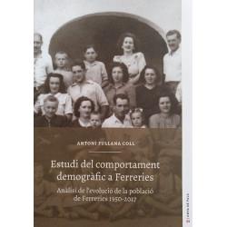 Estudi del comportament demogràfic a Ferreries (Cova de Pala nº35)