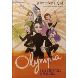 Trilogía Olympia 3. Olympia y las auténticas deportistas