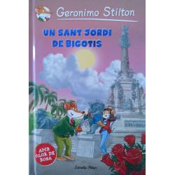 Un Sant Jordi de bigotis (Llibres Especials)