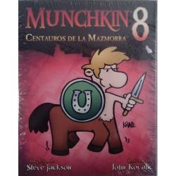 Munchkin 8. Centauros de la Mazmorra