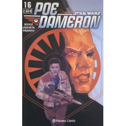 Star Wars. Poe Dameron Castellano. Grapa 11 a 20