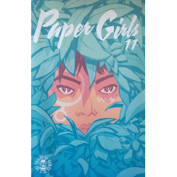 Paper Girls Castellano. Grapa 11 a 20