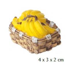 Cesta plátanos