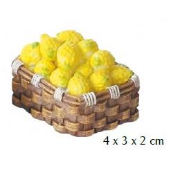Cesta limones