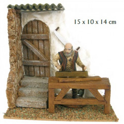 Carpintero 10cm