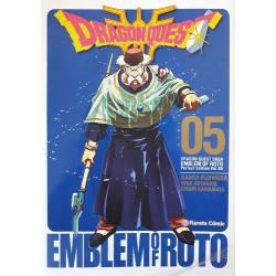 Dragon Quest Emblem of Roto Castellano. Tomo 1 a 10