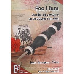 Foc i fum. Quadro de costums en tres actes i en vers (Petit Format nº38)