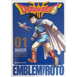 Dragon Quest Emblem of Roto Castellano. Tomo 1 a 10