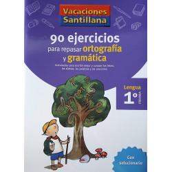 Vacaciones EP 1. Ortografía y Gramática