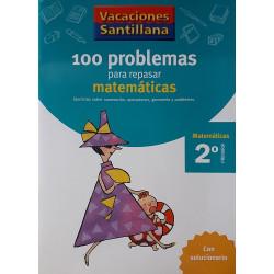 Vacaciones EP 2. Matemáticas